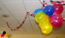 Jubilee Balloons and Paper Chains
