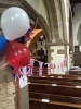 Bunting and Balloon