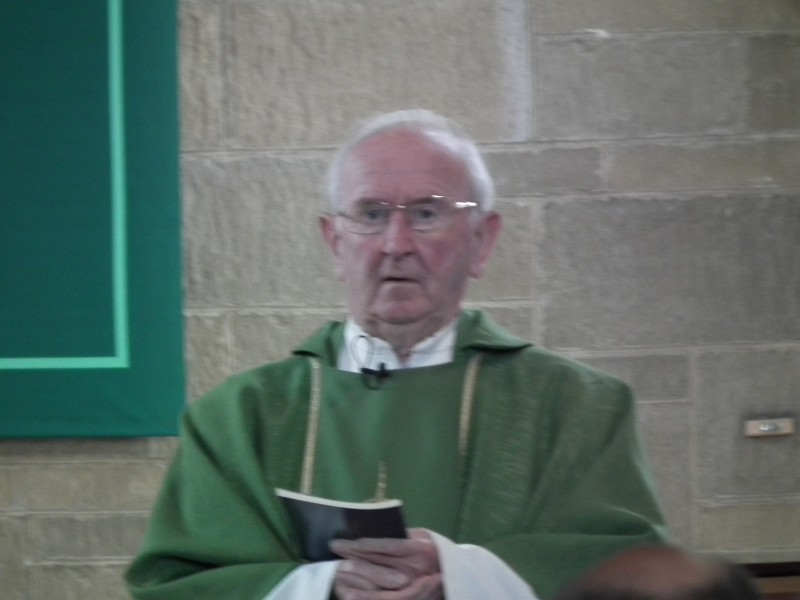 Canon Gerald Rodgers (Retired)