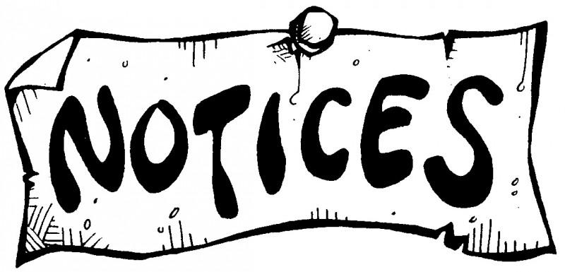 Notices | Beechview Academy