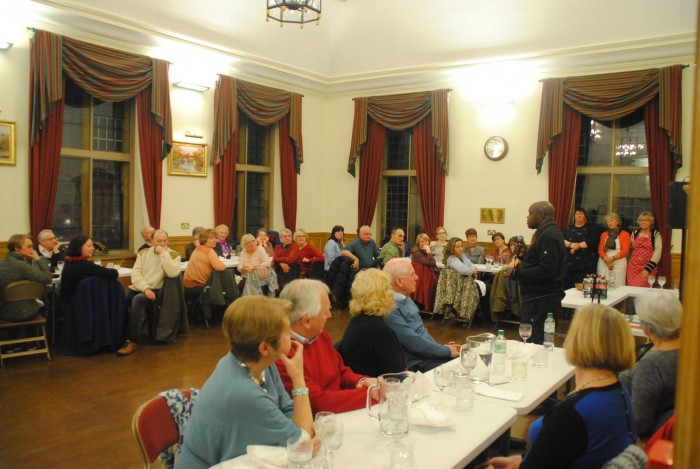Ceilidh and Pie Supper at the Town Hall