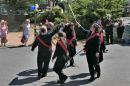 Dance Display from Southport's Natty Jacks Sword Dancers