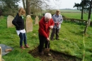 Archaeology in the Churchyard