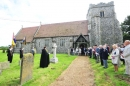 War Memorial rededication August 2014