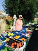 Farmers' Market: fruit & veg