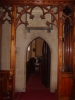 Entrance to the vestry