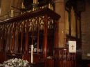 Organ and Choir Stalls