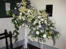 St. George's Church Entrance Arrangement