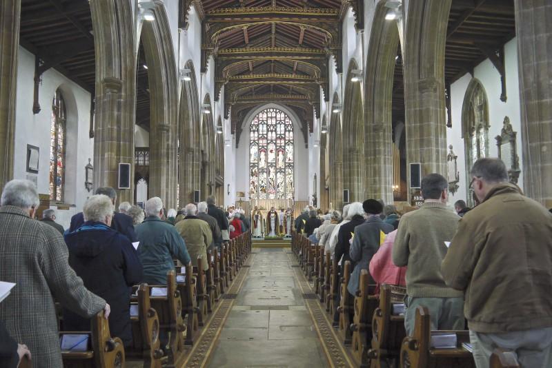 St Margarets Lowestoft Church History
