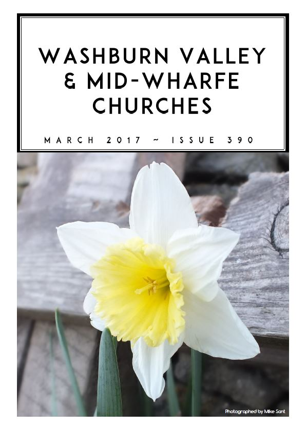 Washburn Valley and Mid-~Wharfe Churches Magazine