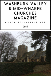 Download March 2021 - Washburn Valley and Mid - Wharfe Churches Magazine