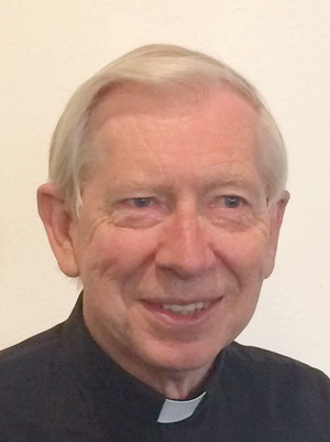 Revd Barry Miller
