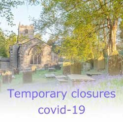 Open Churches temporarily closed due to COVID-19 epidemic