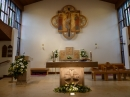 Click here to view the 'Main Altar since 2010' album