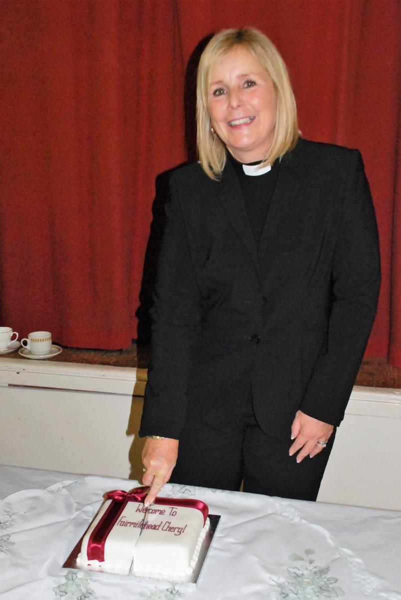 Rev Cheryl McKellar-Young
