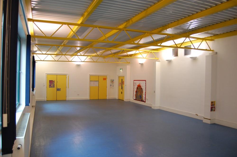 Foyer Office Uk : Fairmilehead parish church hire of halls
