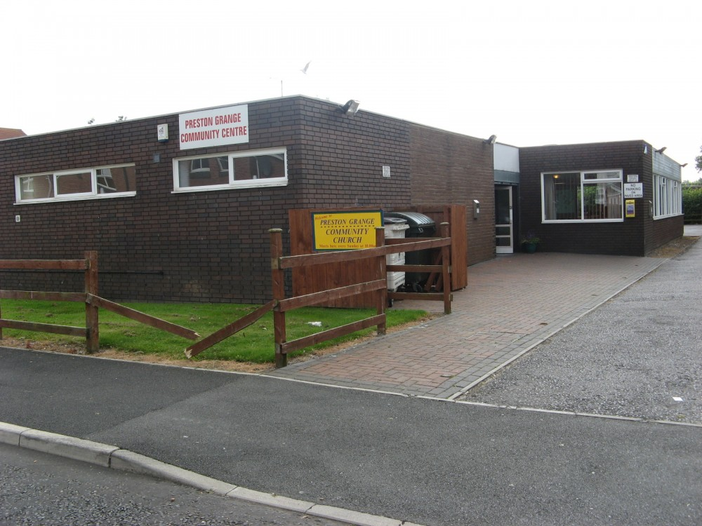 Preston Grange Community Centre