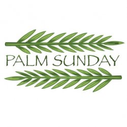 Open Palm Sunday readings