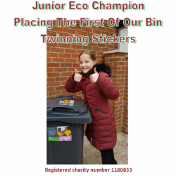 Contents: Do not fear, Blacon Baby Buddies, Update from your Eco Champions, A Greener Future!!, Thy Kingdom Come (13-23rd May), Welcome our new Reader Lindsay, In celebration of Good Friday