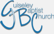 Guiseley Baptist Church logo