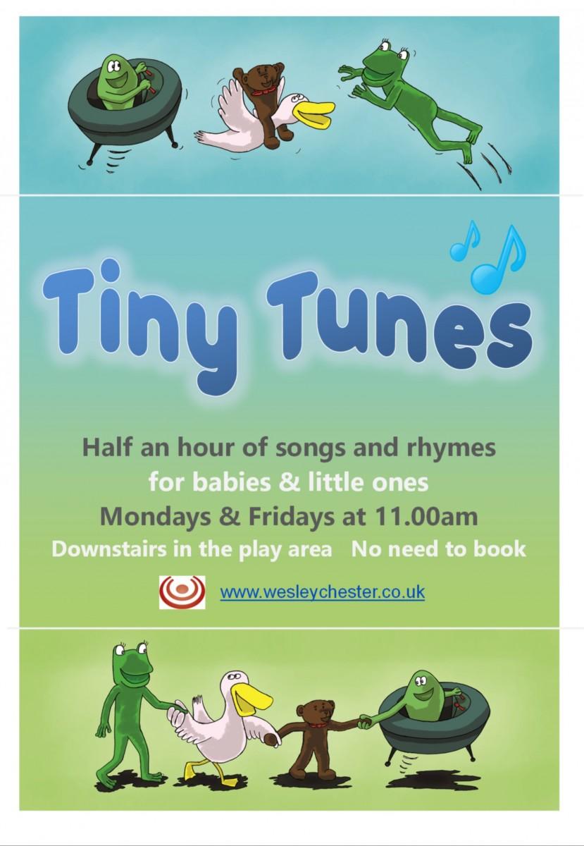 Tiny Tunes poster