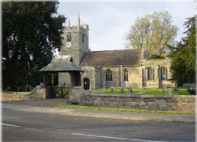 External link: Display information about St Winifred, Kingston-on-Soar on the Church History website