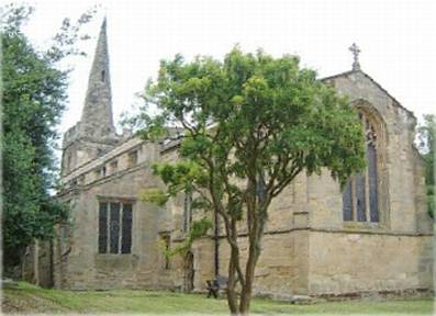 External link: Display information about St George, Barton-in-Fabis on the Church History website
