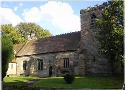 External link: Display information about All Saints, Thrumpton on the Church History website
