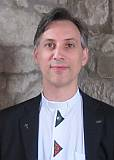 Picture of the Rector, Richard Coleman