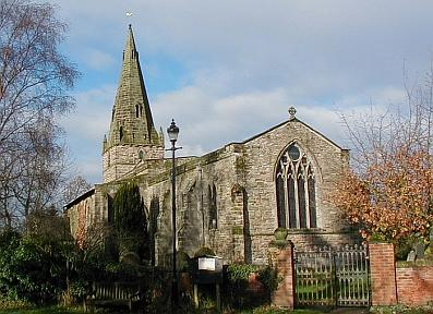 External link: Display information about Holy Trinity, Ratcliffe-on-Soar on the Church History website