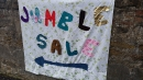 Jumble Sale This Way