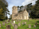 Elkstone - the parish church of St John the Evangelist