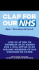 Clap for our NHS on 26th March