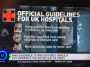 Official guidelines for UK hospitals