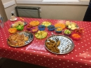 Some of the food we enjoy at Messy Church