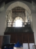 The bellringing chamber