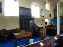 Chinley Independent Chapel, Pulpit.