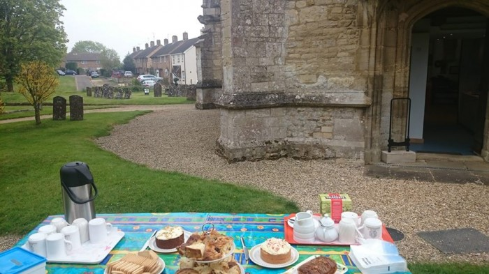Ladies coffee morning St Edmunds