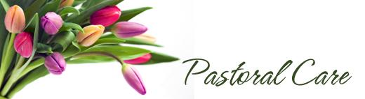 Pastoral care banner