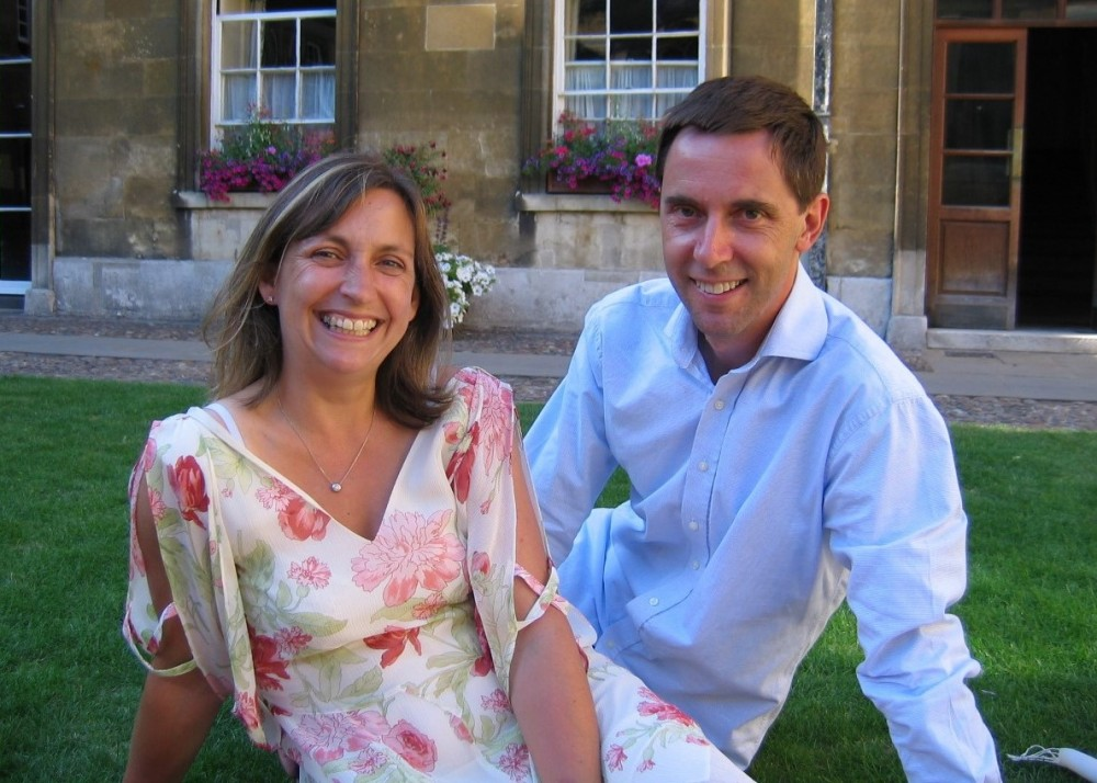Steve & Maggie Kelly - Photo