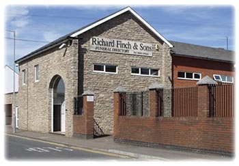 Richard Finch premises