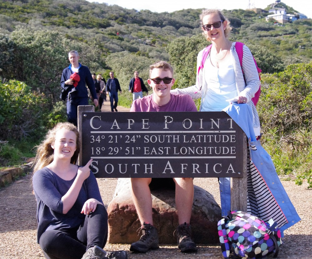 Lidbetter family in South Africa