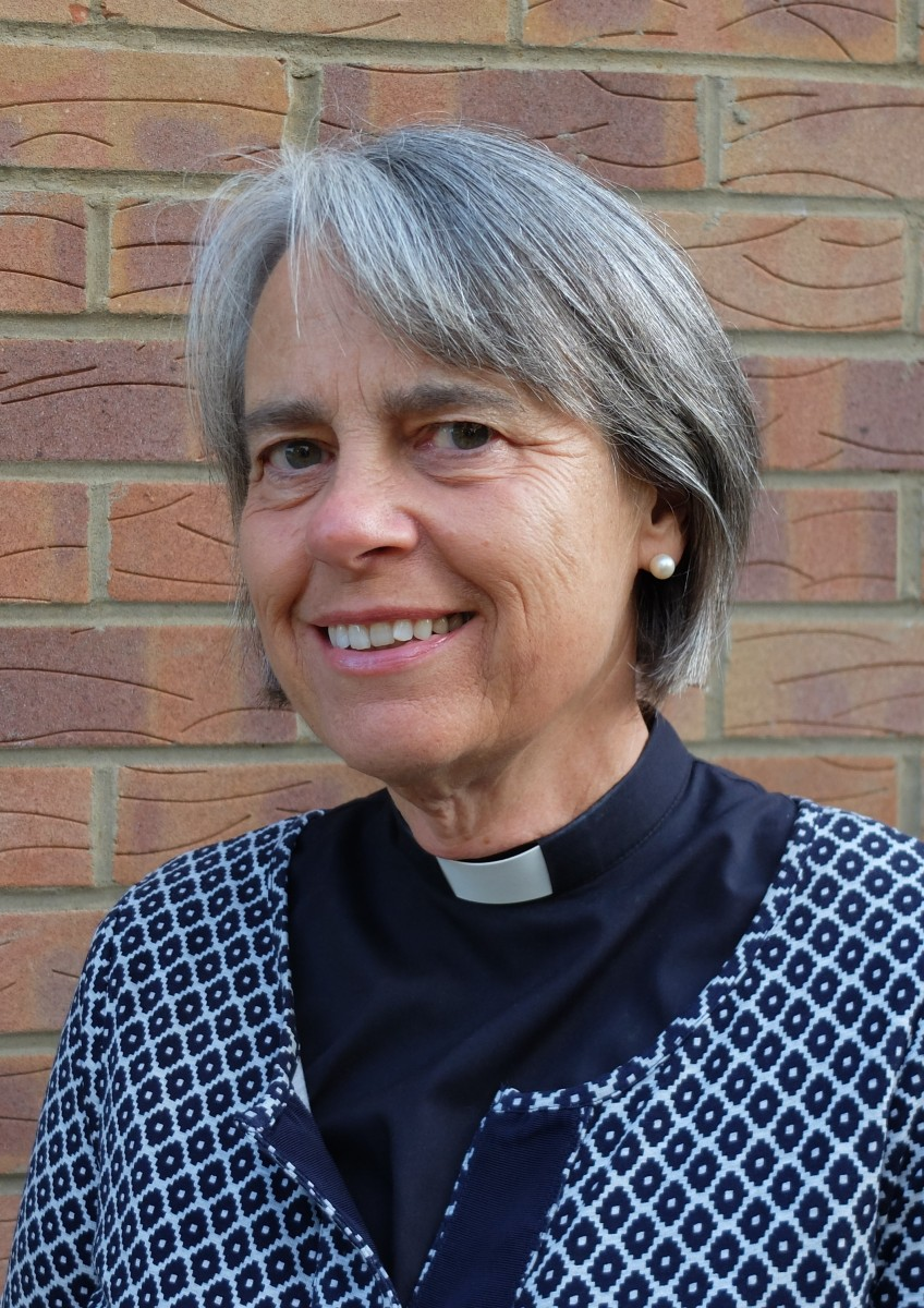 Revd Diana Rees-Jones