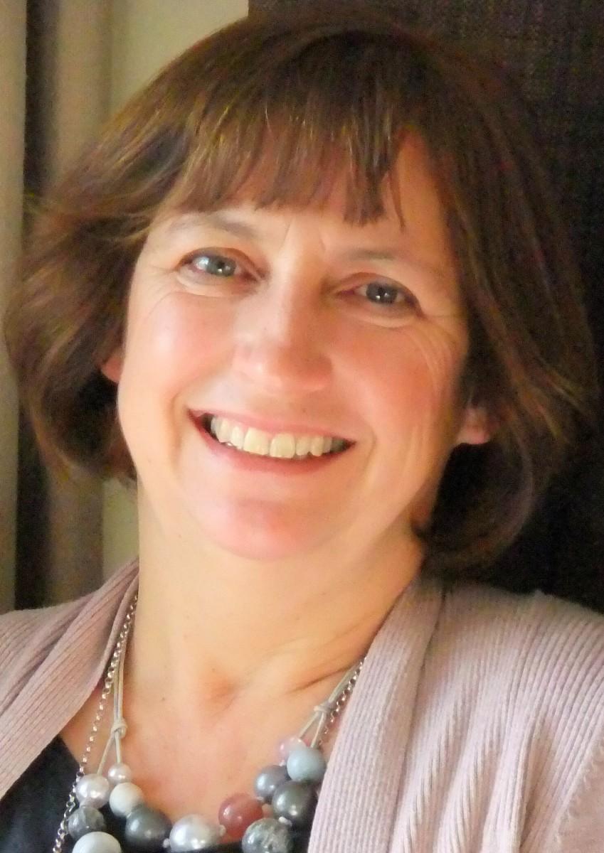 Maggie Kelly - Lay Reader