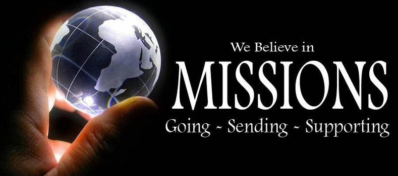 We believe in mission banners