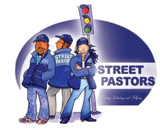Image result for street pastors logo