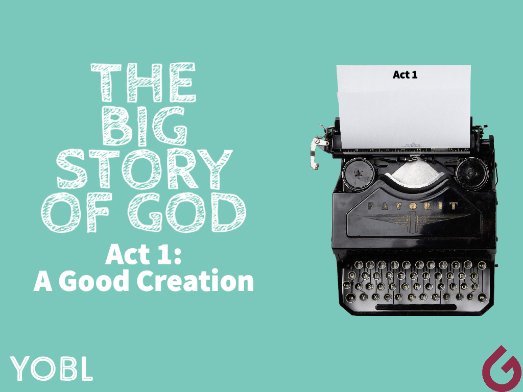 The big story of God - picture