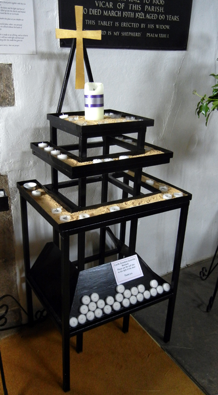 All Saints Bingley Votive Candles
