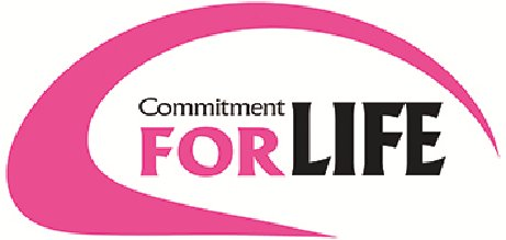 Commitment for Life logo