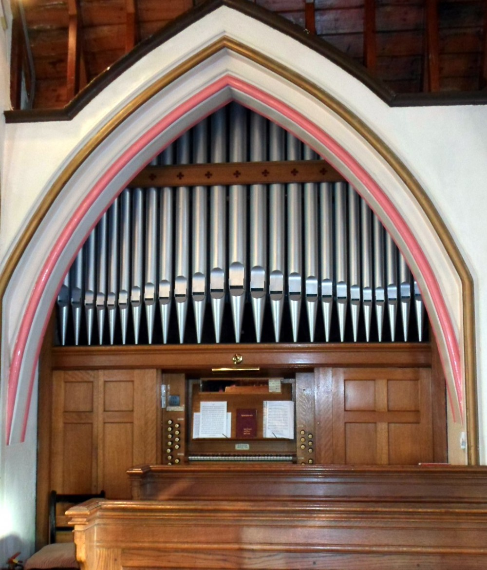 Kirk Christ Church Organ